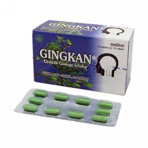 GINGKAN BOX 100 TABLET