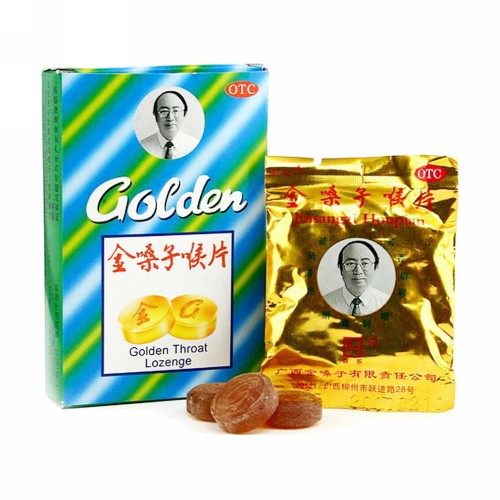 GOLDEN THROAT LOZENGES