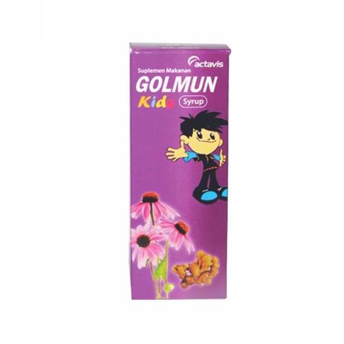 GOLMUN KID SIRUP 100 ML