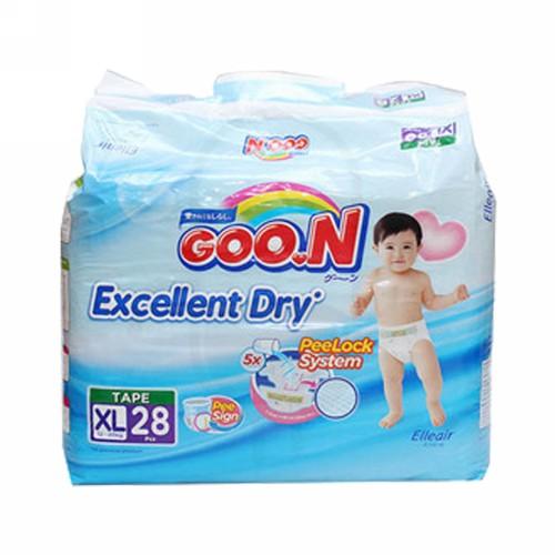 GOON EXCELLENT DRY POPOK PEREKAT UKURAN XL 28