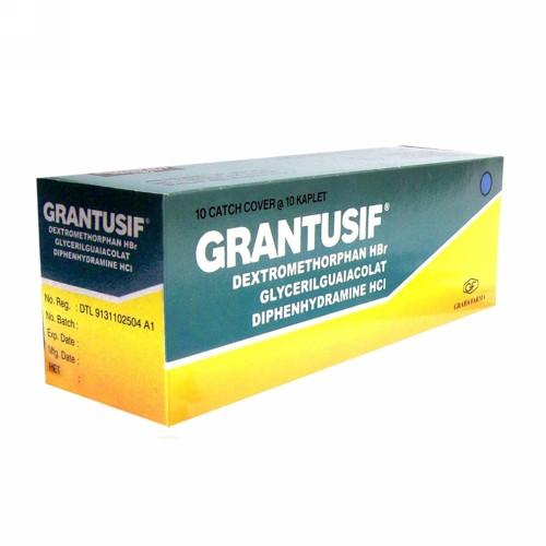GRANTUSIF STRIP 10 KAPLET