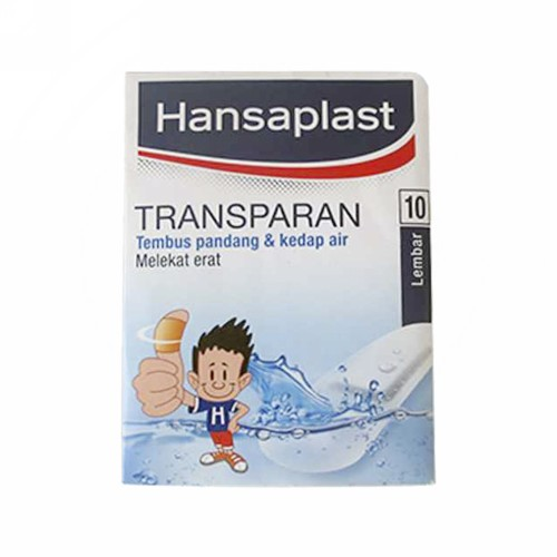 HANSAPLAST TRANSPARAN 10 PCS