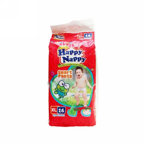 HAPPY NAPPY POPOK CELANA UKURAN XL 26