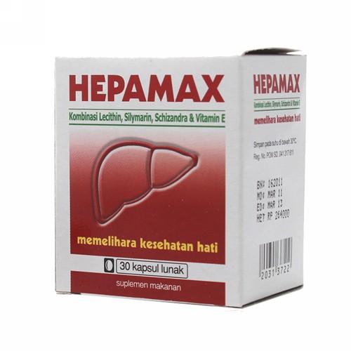 HEPAMAX BOX 30 KAPSUL