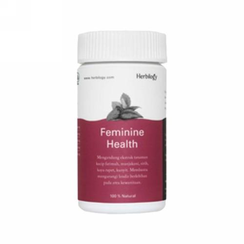 HERBILOGY FEMININE HEALTH BOTOL 60 KAPSUL