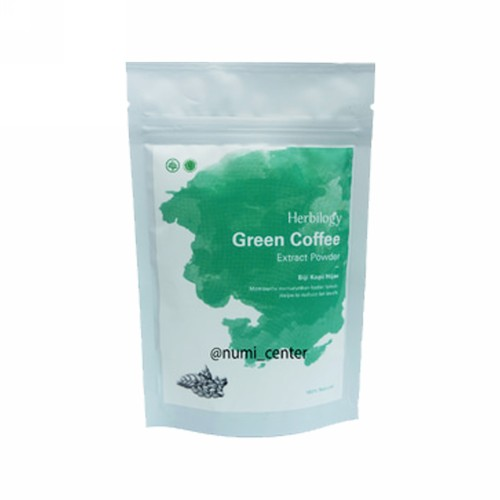 HERBILOGY GREEN COFFEE PACK 100 GRAM