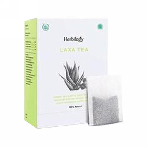 HERBILOGY LAXA TEA BOX 20 PCS
