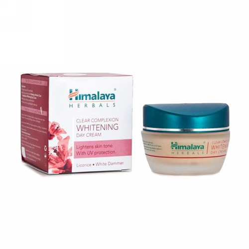 HIMALAYA CLEAR COMPLEXION WHITENING DAY CREAM 50 GRAM