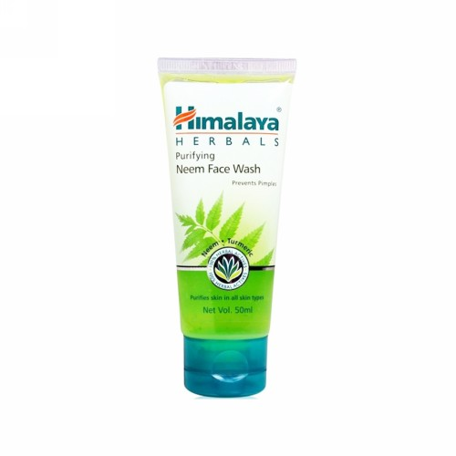 HIMALAYA PURIFIYING NEEM FACE WASH 50 ML