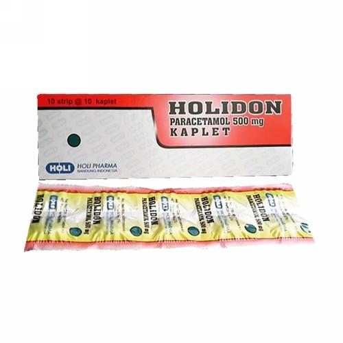 HOLIDON 500 MG BOX 100 KAPLET