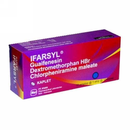IFARSYL BOX 100 KAPLET