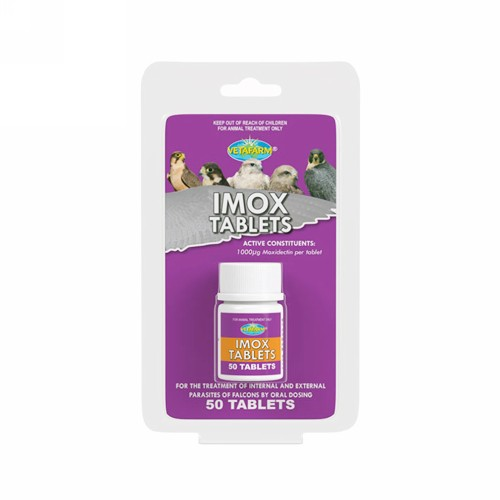 IMOX TABLET BOX