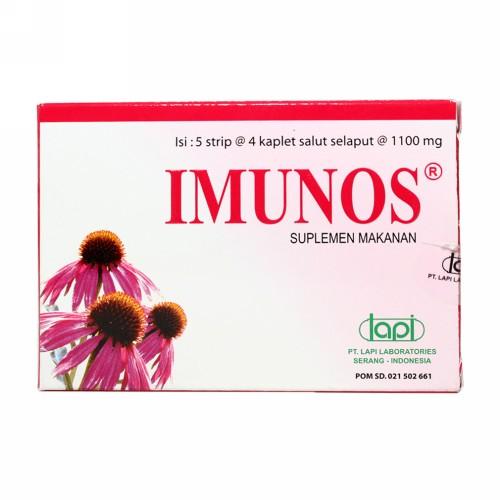 IMUNOS BOX 20 KAPLET