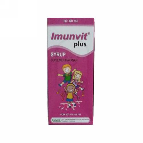 IMUNVIT PLUS SIRUP 60 ML