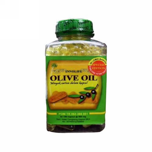 INNOLIFE OLIVE OIL BOX 150 KAPSUL