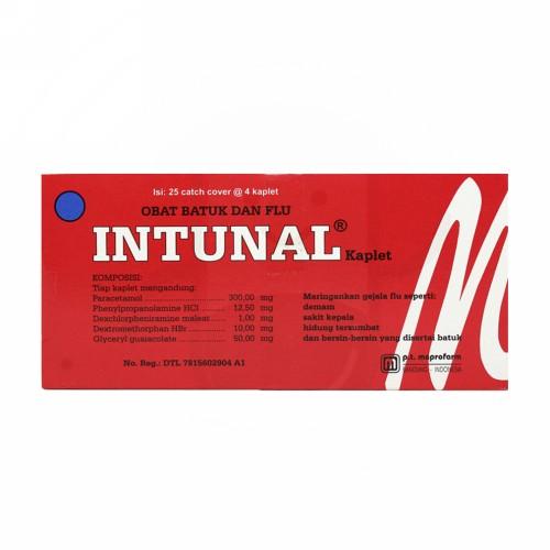 INTUNAL FORTE BOX 100 KAPLET