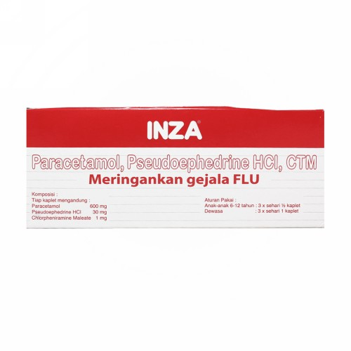 INZA BOX 100 TABLET