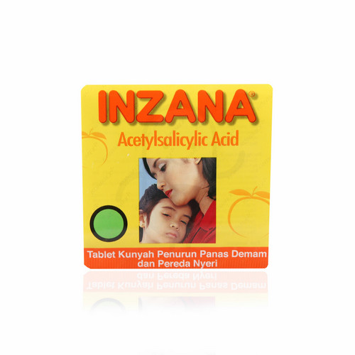 INZANA STRIP 4 TABLET