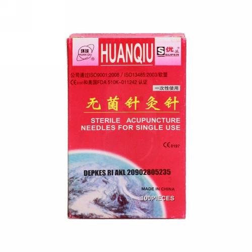JARUM HUANQIU 3 CUN ( 0,30 x 75 )