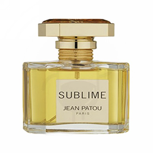 JEAN PATOU SUBLIME EAU DE TOILETTE SPRAY 75 ML BOTOL
