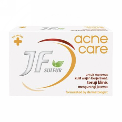 JF SULFUR ACNE CARE 65 GRAM DUS
