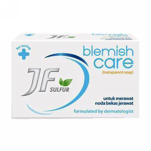 JF SULFUR BLEMISH CARE 65 GRAM DUS