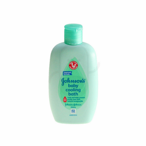JOHNSON'S BABY COOLING BATH 200 ML BOTOL