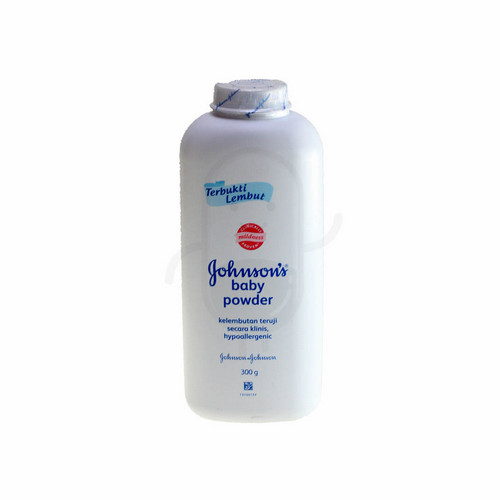 JOHNSON'S BABY POWDER REGULAR 300 GRAM BOTOL