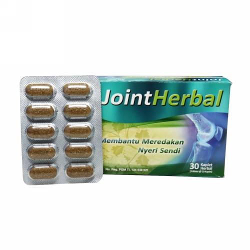 JOINT HERBAL STRIP 10 KAPLET