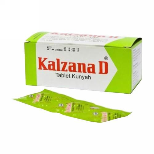 KALZANA D BOX 200 TABLET