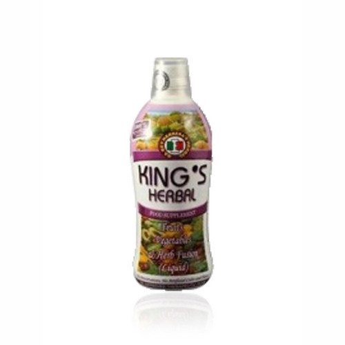 KING'S HERBAL PASTILLES SACHET 7 GRAM