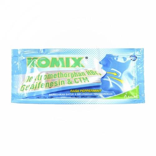 KOMIX MINT 7 ML LARUTAN BOX