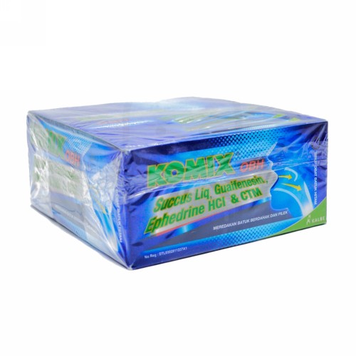 KOMIX OBH SACHET BOX