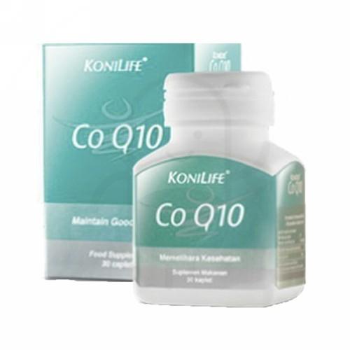 KONILIFE CO Q10 BOX 30 KAPSUL