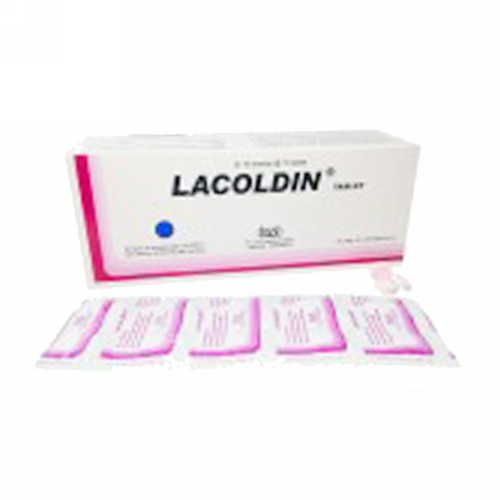 LACOLDIN BOX 100 TABLET