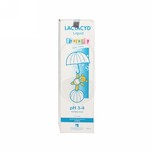 LACTACYD LIQUID BABY SKIN CARE 230 ML BOTOL