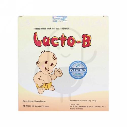 LACTO-B 1 GRAM SERBUK SACHET