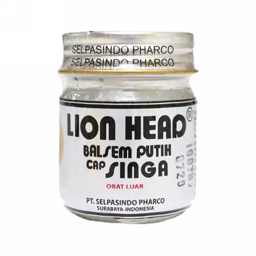 LION HEAD BALSEM 13 GRAM