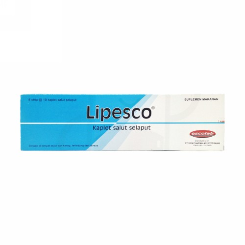 LIPESCO BOX 50 KAPSUL