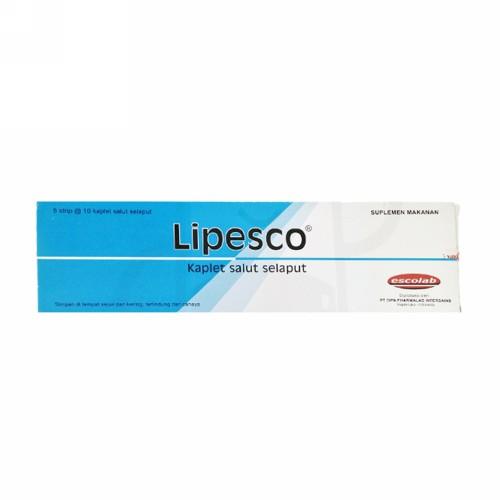 LIPESCO STRIP 10 KAPSUL