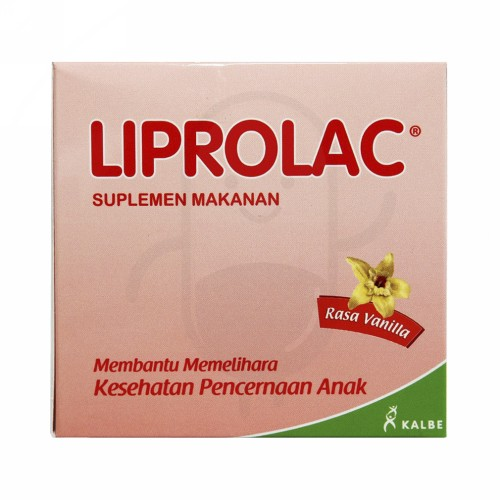 LIPROLAC 2,5 GRAM SERBUK SACHET