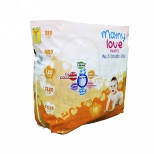 MAMY LOVE POPOK CELANA UKURAN L 9