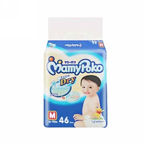 MAMYPOKO POPOK TAPE EXTRA DRY UKURAN M PACK 46 PCS