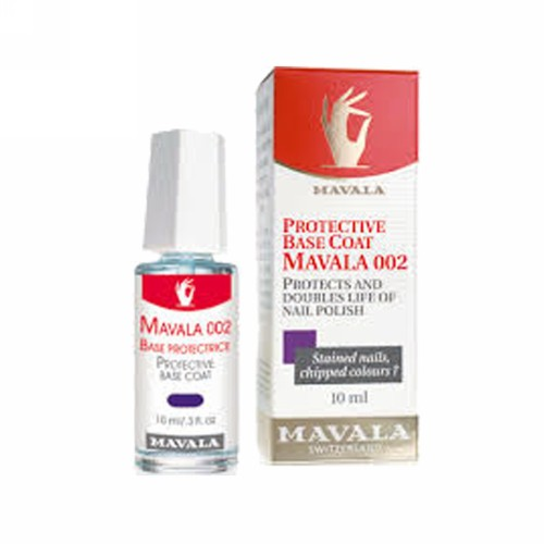 MAVALA PROTECTIVE BASE COAT MAVALA 002 10 ML