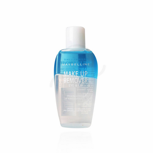 MAYBELLINE MAKE UP REMOVER LIP & EYE 70 ML BOTOL