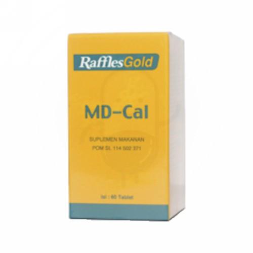 MD CAL BOX 60 KAPSUL