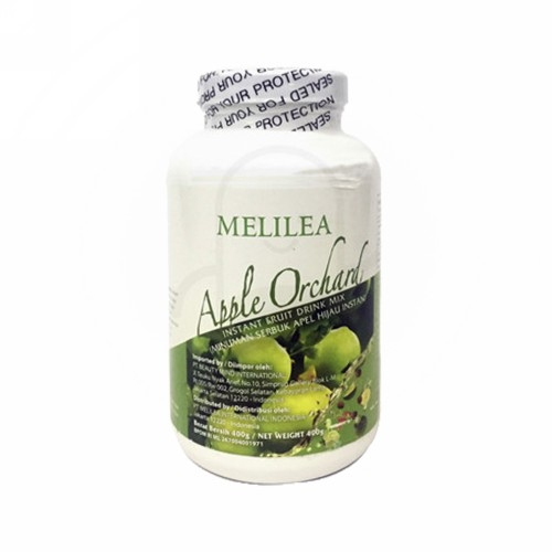 MELILEA APPLE ORCHARD 400 GRAM