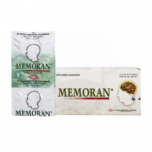 MEMORAN BOX 30 KAPSUL