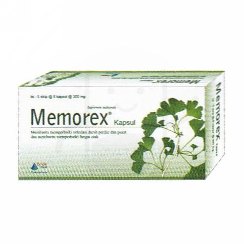 MEMOREX BOX 30 KAPSUL