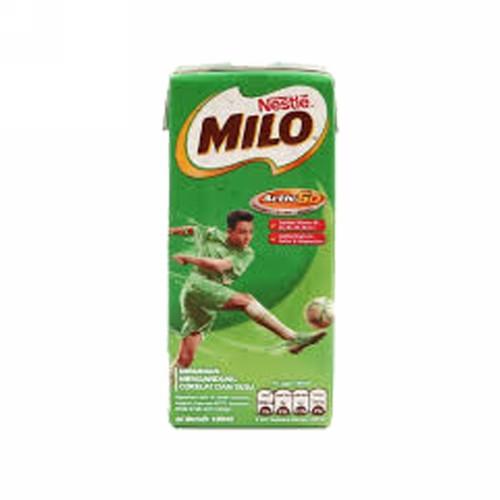 MILO ACTIV GO UHT 190 ML TETRAPACK